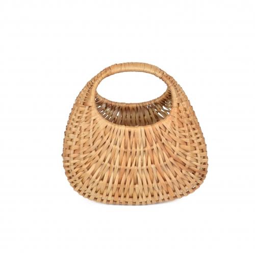 Wicker Gondola, cesta de mimbre, weidenkorb, panier, korgväska, round basket, cesta olho de mocho