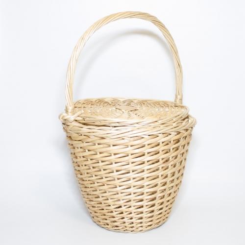 Cesta Vime, Wicker basket, Jane Birkin Panier, Birkin Cestino,Handwoven Basket, Korb, kurv, mand, バスケット, 바구니, κανίστρο